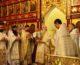 Божественная литургия в Иоанно-Предтеченском храме