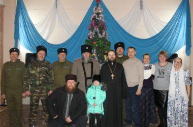 Рождественский праздник прошел в благочинии Тракторозаводского округа