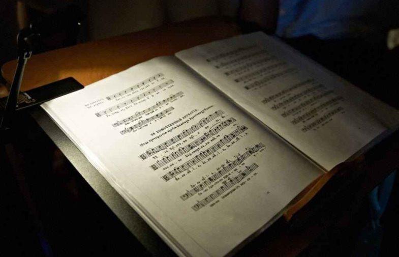 Регентов и певчих церковных хоров приглашаем на курсы повышения квалификации