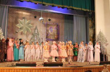К Светлому Рождеству Христову в Волгограде проходят праздничные мероприятия