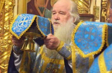 Божественная литургия в Прощеное воскресенье
