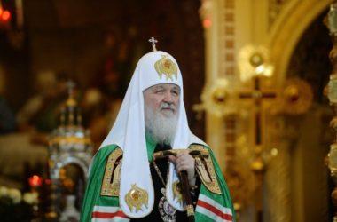 Поздравление Святейшего Патриарха с 75-летием победы в Сталинградской битве