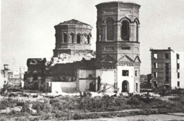 В библиотеке расскажут о храмах горящего Сталинграда