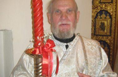 Отошел ко Господу диакон Григорий Пеньков