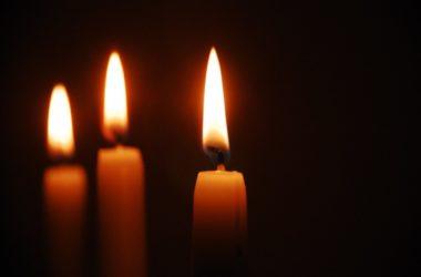 В день общенационального траура волгоградцы молились в храмах о жертвах трагедии в Кемерове