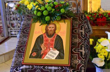 Церковь празднует день памяти священномученика Николая Попова