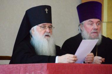 В Волгоградской епархии прошло собрание духовенства