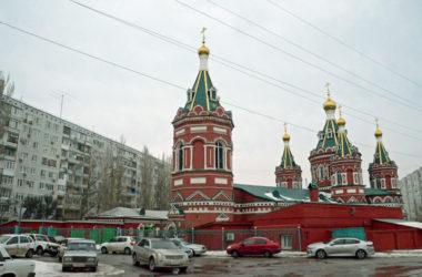 Всенощное бдение в Казанском соборе ( 17 марта 2018года)