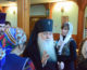 Богослужение в день епархиального собрания священнослужителей