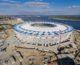 Освящено футбольное поле стадиона «Волгоград Арена»