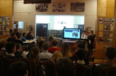 Школьники заинтересовались темой Православия на историческом конкурсе
