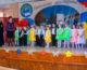 Пасхальный хоровой собор для детей дошкольного возраста прошел в Краснооктябрьском районе