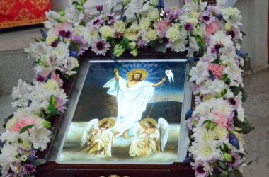 Божественная литургия в понедельник Светлой седмицы