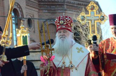 Митрополит Волгоградский и Камышинский Герман совершил Великую вечерню