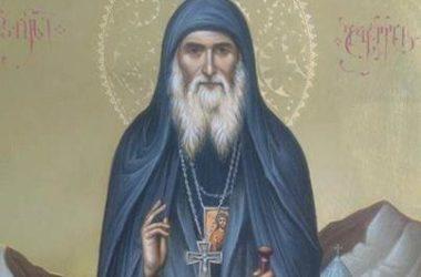 Состоится поездка к мощам преподобного Гавриила (Ургебадзе)