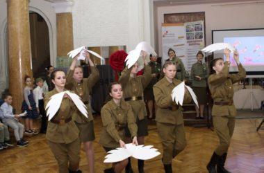 Театрализованный семейный бал «Победа Любви» прошел в Волгограде