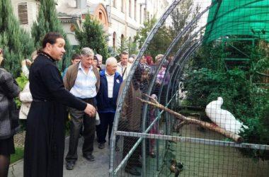 В Свято-Духовом монастыре отметят День птиц