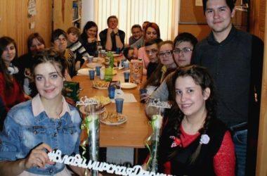«Владимирская дружина» собирает средства на оборудование центра гуманитарной помощи