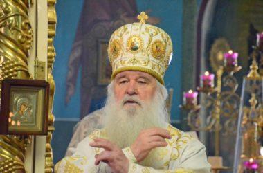 Божественная литургия в Неделю 7-ю по Пасхе