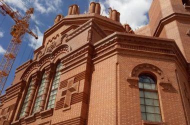 Собор Александра Невского в Волгограде вырос на треть