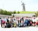Экскурсия воспитанников школы «Вдохновение» по местам боевой славы
