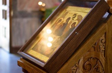 Престольный праздник Свято-Духова монастыря молитвенно отметили в Волгоградской епархии