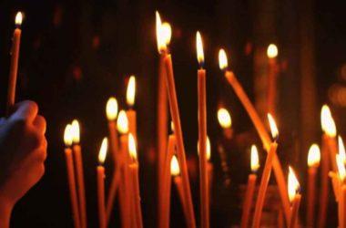 На 40-й день после кемеровской трагедии в храмах Волгограда молились о погибших