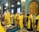 Богослужение в Казанском соборе (16 июня 2018 года)