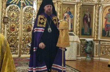 Божественная литургия в Неделю 4-ю по Пятидесятнице