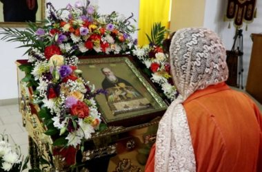 Престольный праздник прошел в храме Иоанна Кронштадтского