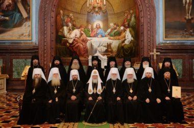 Состоялась хиротония архимандрита Феоктиста (Игумнова) во епископа Городищенского