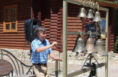 Праздник колокольного звона прошел в Дубовке