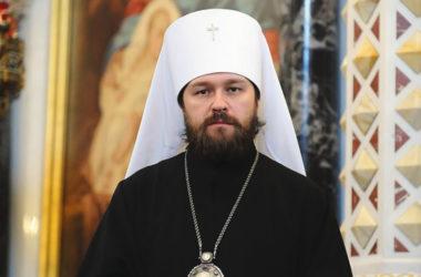 Митрополит Волоколамский Иларион: Церковь обращена к настоящему и будущему