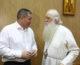 Состоялась рабочая встреча митрополита Волгоградского и Камышинского Германа с главой региона