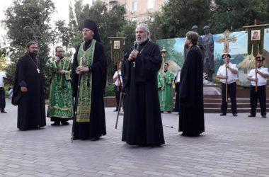 Ко Дню семьи, любви и верности в нашем городе прошла акция «Крепкая семья – сильная Россия»