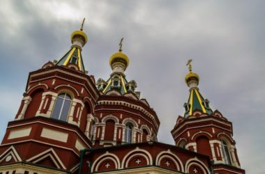 В праздник Крещения Руси по храмам Волгограда прокатилась волна колокольного звона