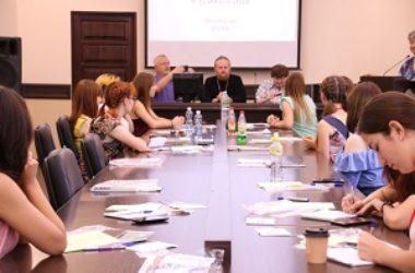 Преосвященный Феоктист посетил открытие международного молодежного форума «Летние ахтубинские чтения»
