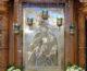 Божественная литургия в день престольного праздник храма Сергия Радонежского