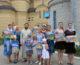 Воскресная школа «Вдохновение» стала участницей проекта «Рисуем родной город»