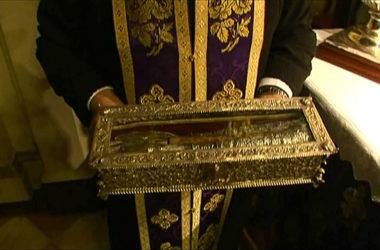 Приглашаем волгоградцев поклониться мощам святителя Спиридона Тримифунтского
