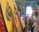 Всенощное бдение в Казанском соборе (11 августа 2018 года)