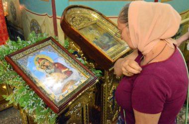 Всенощное бдение в Казанском соборе (4 августа 2018 года)