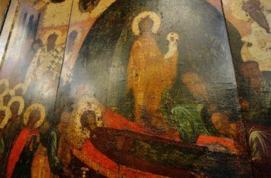 Патриаршая проповедь в праздник Успения Божией Матери после Литургии в Успенском соборе Московского Кремля