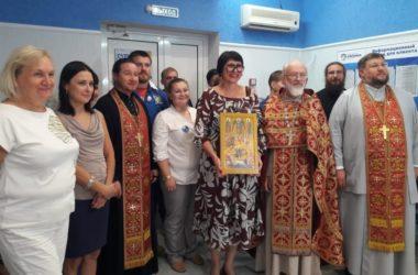 В Волгограде совершен молебен с участием ветеринаров