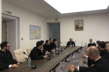 Состоялась встреча В.В. Кипшидзе с представителями Римско-Католической Церкви