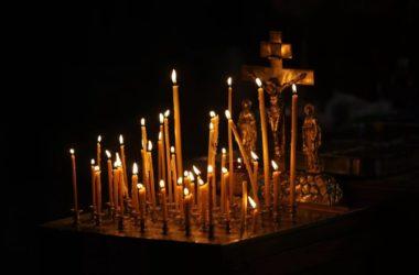 Волгоградцы молились о погибших в Сирии военных