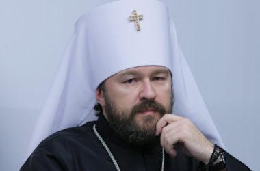 Митрополит Волоколамский Иларион: За это деяние Патриарх Варфоломей будет нести личную ответственность перед судом Божиим и перед судом истории