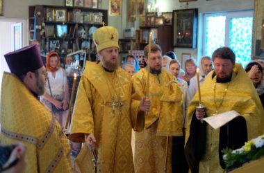 Всенощное бдение в канун дня памяти благоверного князя Александра Невского