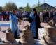 В Садах Придонья освятили колокола храма Иоанна Воина