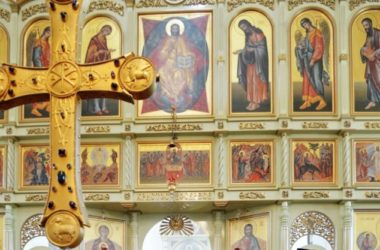 Патриаршая проповедь в праздник Воздвижения Креста Господня